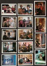 1987 STAR TREK PANINI STICKERS SET (NO ALBUM)