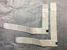 NEW LG 49UJ6500 TV Cable Ribbons (pair) AWM 20861 105c 60v I A VW-1 FT1/FT2 -F-
