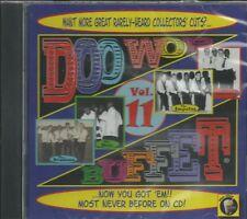 DOO WOP BUFFET - CD -  Vol. 11 - BRAND NEW