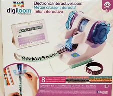 Instantfashion Friendship Bracelet Electronic Interactive Loom Digiloom