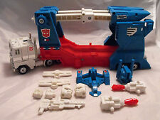 TRANSFORMERS GENERATION 1, G1 AUTOBOT FIGURE ULTRA MAGNUS COMPLETE