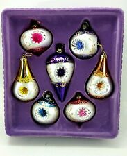 Thomas Pacconi Classic Christmas Collection Ornaments RARE Vintage