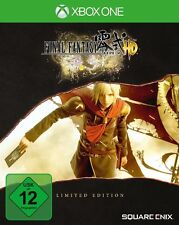 Xbox One juego Final Fantasy Type - 0 HD Limited Steelbook Edition nuevo