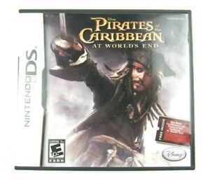 Pirates of the Caribbean: At World's End (Nintendo DS, 2007) Complete