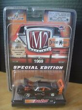 M2 Machines 1969 69 Charger Daytona Autozone Mexico Exclusive #1 1/64 Diecast