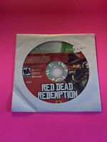 🔥 MICROSOFT XBOX 360 - 💯 WORKING GAME DISC ONLY 🔥 RED DEAD REDEMPTION
