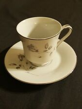 Society SHADOW ROSE Fine China Cup & Saucer Set 6071*Multi sets Avail*FREE SHIP