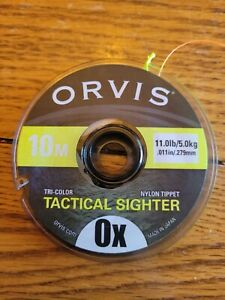 Orvis Tactical Sighter Nylon Tippet 0X