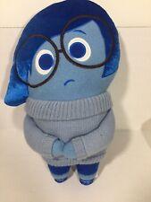 """Disney Pixar Inside Out Sadness Plush Pillow Buddy 16"""""""