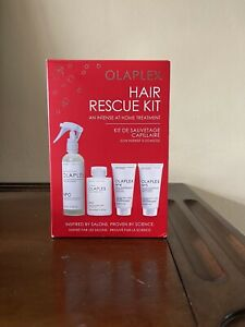 Olaplex N.0 N.3 N.4 N.5 Hair Rescue An Intense At Home Treatment Kit, New Sealed