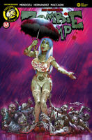 ZOMBIE TRAMP ONGOING #61 AOD COLLECTABLES EXCLUSIVE COVER 2019 DANGER ZONE