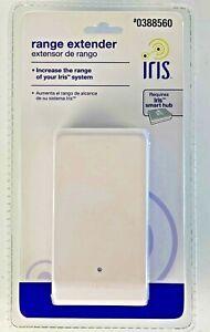 New Iris Smart Hub Range Extender #0388560 In Original Packaging Factory Sealed