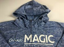 Orlando Magic Jacket Womens 2XL Fitness NBA Basketball NEW Dri-Fit Hooded Gym