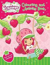 Strawberry Shortcake Colouring and Activity by Scholastic Australia (Paperback, 2017)