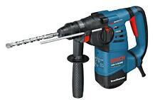 Bosch GBH3-28DRE Bohrhammer Inkl. Handwerkerkoffer und Zusatzhandgriff (061123A0