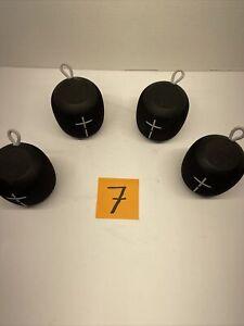 Lot Of 4 Ultimate Ears UE WONDERBOOM DESCRIPTION