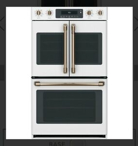 """GE Cafe 30"""" French Door Oven"""