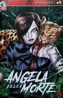 ANGELA DELLA MORTE #1 (1:10 VARIANT) - RED 5 COMICS NM