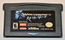 X2: WOLVERINE'S REVENGE NINTENDO GAMEBOY ADVANCE SP GBA