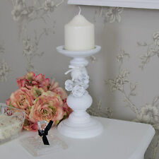 rose blanche chandelier bougie PLATE-FORME chic rétro rustique Marriage