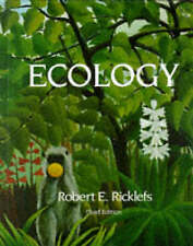 Ecology: by Robert E. Ricklefs 1990