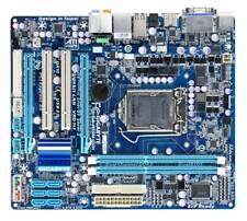 Gigabyte GA-H55M-D2H,LGA 1156 ,Intel H55,HDMI,DVI,VGA,Glan ,Sata,Ide ,7.1