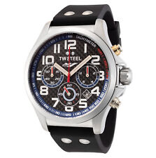 TW Steel TW926 Men's Yamaha Special Edition Chronograph 45mm Watch