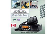 ICOM IC-F5023H VHF Mobile Radio 50 Watts 136-174Mhz 128CH ** Free Programming **
