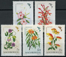 Mint Never Hinged/MNH Flowers Postage European Stamps