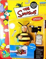 SERIES 5 BUMBLEBEE MAN PEDRO THE SIMPSONS WOS ACTION FIGURE PLAYMATES MIP