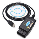 USB Modified ELM327 OBD2 Diagnostic Scanner for Ford MS-CAN HS-CAN Mazda Forscan