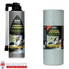 Gonfia e Ripara Pneumatici di Auto e Moto Cora 300 ml Gomma Bomboletta Spray