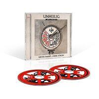 "UNHEILIG - MTV UNPLUGGED ""UNTER DAMPF-OHNE STROM"" (2CD) 2 CD NEU"