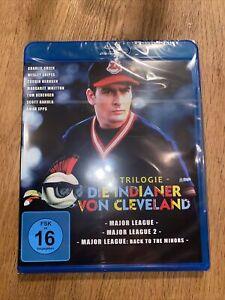 Die Indianer von Cleveland - DIE TRILOGIE - (Blu-ray)