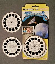 🎬Viewmaster Showtime selection 🎬, Gerry Anderson`s  Terrahawks  View-Master
