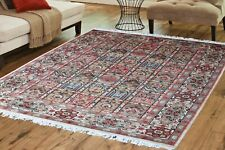 Area Rug - Bakhtiar/Multicolor/Oriental Hand Knotted - 4' x 6' - New