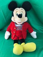 "Worlds of Wonder Walt Disney Talking Mickey Mouse Cassette Doll 25"" (UNTESTED)"