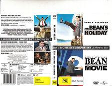 Mr Bean's Holiday-2007 / Bean The Ultimate Disaster Movie-Rowan Atkinson-2  DVD