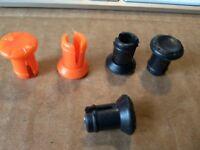 lot de 5 pieces meccano C354/C355