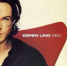 ESPEN LIND - RED [JAPAN BONUS TRACK] NEW CD