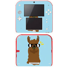 Vinyl Skin Decal Cover for Nintendo 2DS - Llama