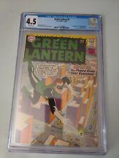 Green Lantern #5 CGC 4.5 1st Appearance of Hector Hammond