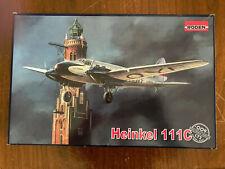 Roden 1/72 Heinkel He 111C NEW