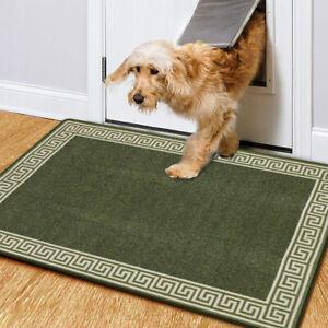 Non Slip Indoor Door Mats Small Large Door Mat Washable Rugs Kitchen Floor Mat