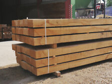 More details for untreated oak sleepers 100 x 200 x 2400  mm