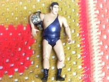 Andre The Giant WWE  Classic Superstars LOOSE WITH BELT