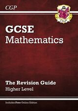GCSE Maths Revision Guide (with Online Edition) - Higher,Richard Parsons