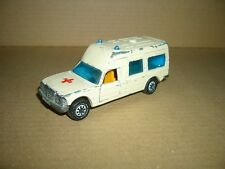 SIKU Mercedes Benz Binz Krankenwagen 1613