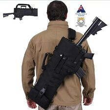 Rifle Gun Scabbard Adjustable Shoulder Pouch Holster Gun Rifle Bag Pouch Carrier