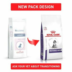 Royal Canin Vet Care Nutrition Neutered Junior Medium Dry Dog Digest & Weight 30